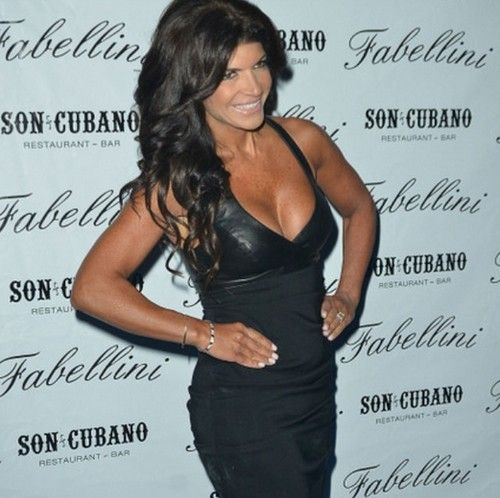 Teresa Giudice Fired - Dina Manzo to Blame: Real Housewives of New Jersey in Jeopardy