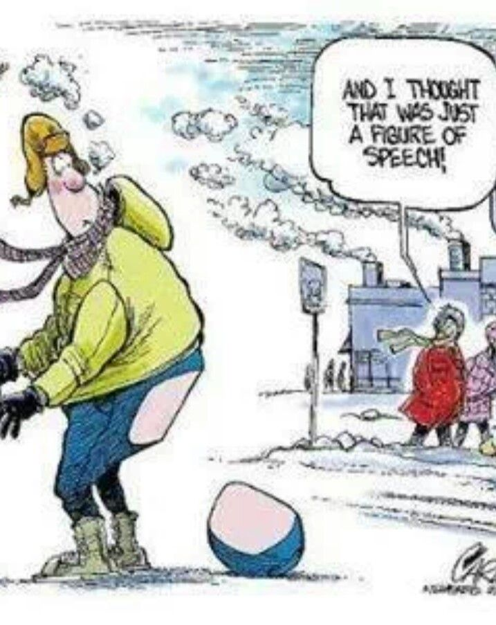 Winter humor | Humor | Cold weather funny, Funny, Funny ...