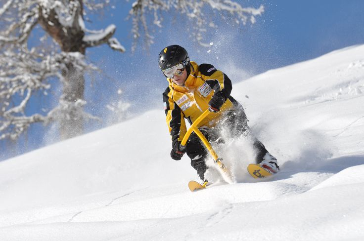 Snowbike Åre
