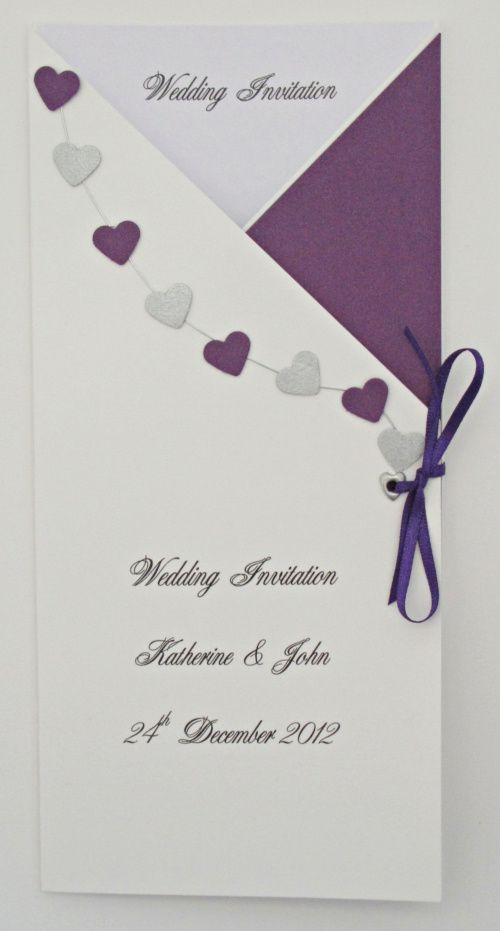 best 25+ heart wedding invitations ideas on pinterest | camo, Wedding invitations