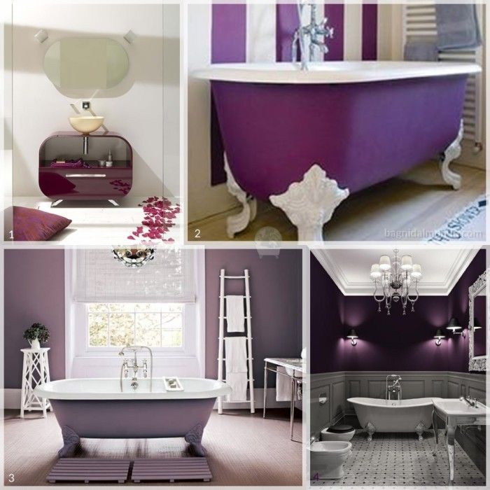 Radiant Orchid Home Decor: Colore Dell'anno 2014: Radiant Orchid