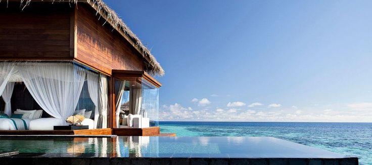 Created for Tranquil Pleasure: Jumeirah Dhevanafushi Resort, Maldives