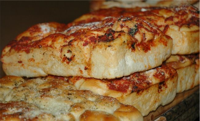 Pizza bread | Italian Food Net