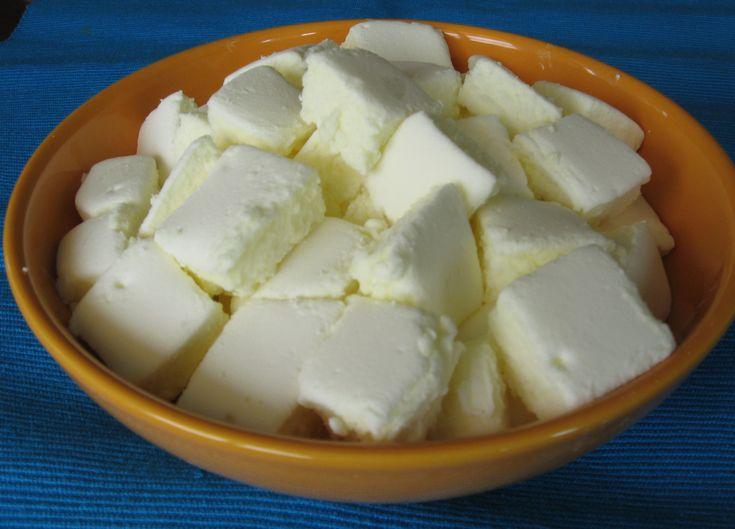 Receita Marshmallows por Judite Chicarro Cebolas - Categoria da receita Sobremesas