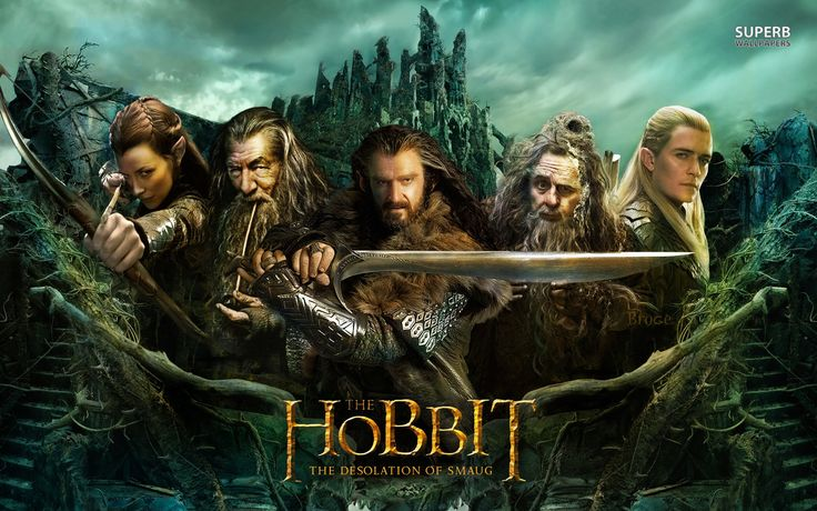 The Hobbit: Desolation of Smaug.