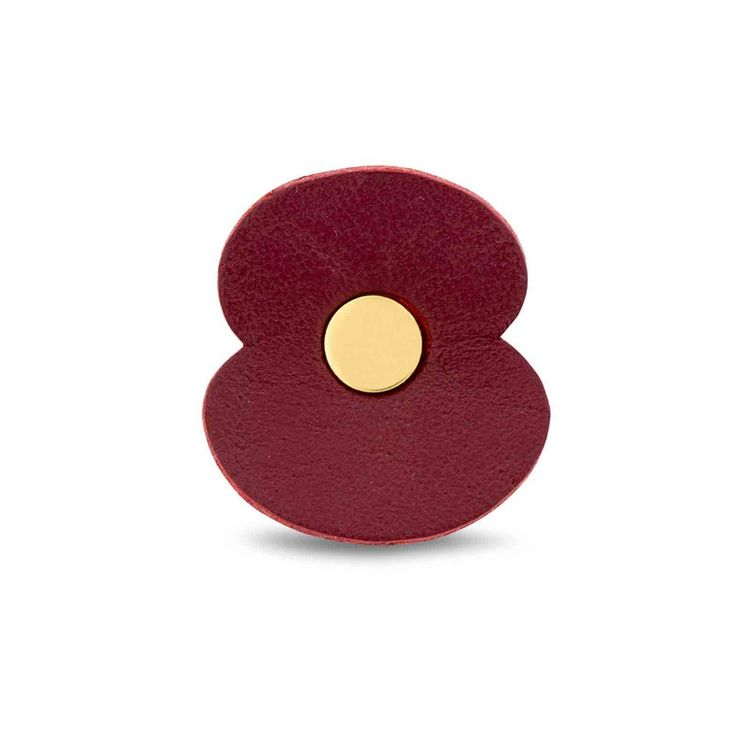 Poppy Appeal 2017 Lapel Pin