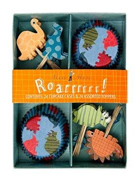 Cupcake kit - Dinosaurs
