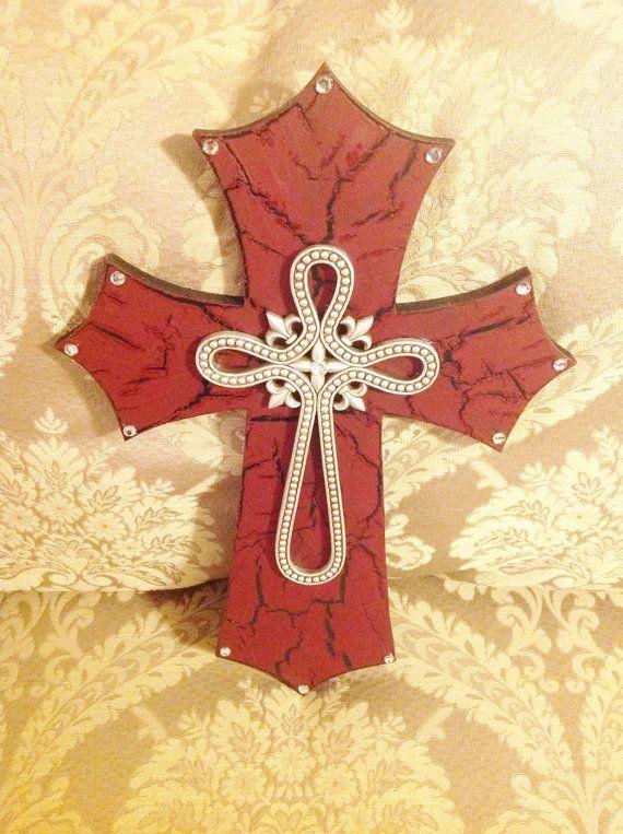 325 best Crosses DIY images on Pinterest   Crosses, Cross stitches ...