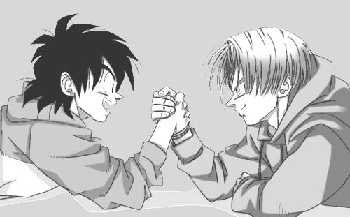 Trunks And Goten -Dragon Ball Z