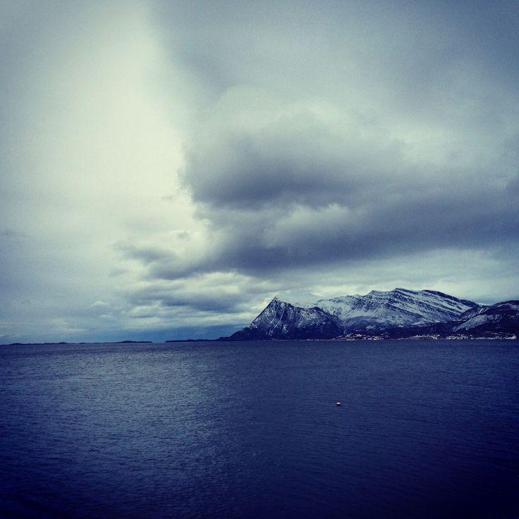 #Sandhornøy