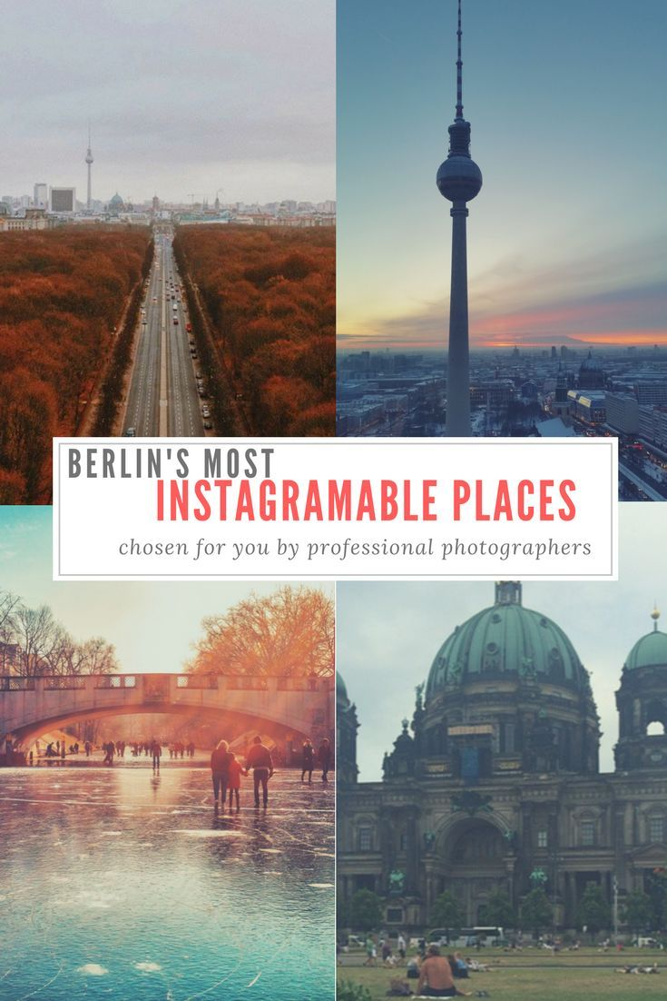 The Most Instagramable Places In Berlin Photo Berlin Instagram Berlin Travel Berlin Photography Germany Travel