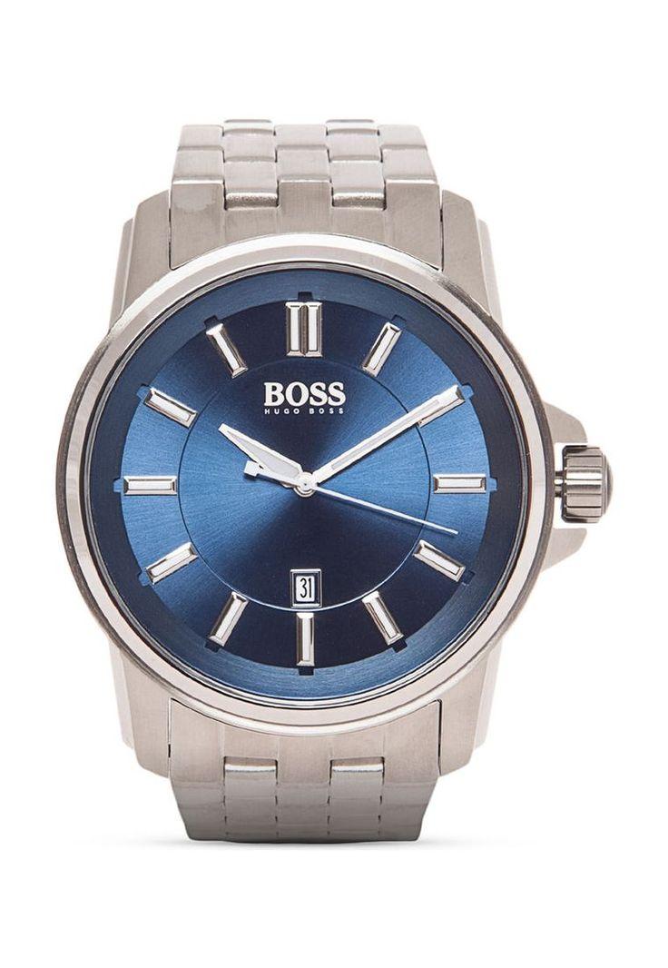 53:19 | Reloj 1513044 Plateado Hugo Boss - Compra Ahora | Dafiti Chile