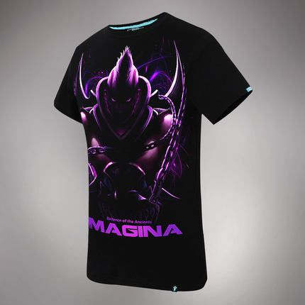 Anti mage T shirt Dota 2 game Magina Apparels