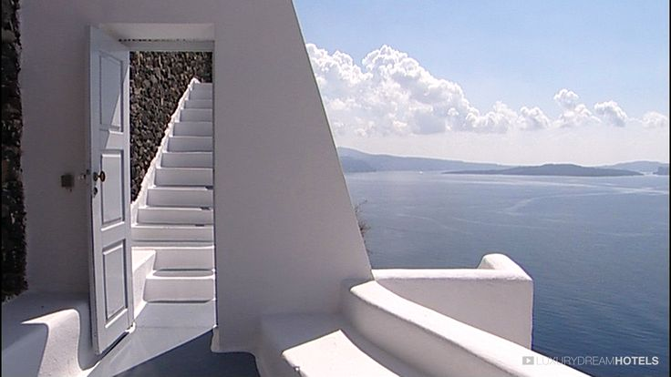 Perched on the Caldera cliffs, 300 feet above the azure waters of the Aegean, Katikies The Hotel in Oia Santorini provides an experience of unparalleled romance and prestigious luxury. Travel+Leisure – World's Best Awards - Katikies, Santorin, Greece