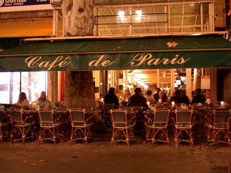 Cafe Au Lait A Paris