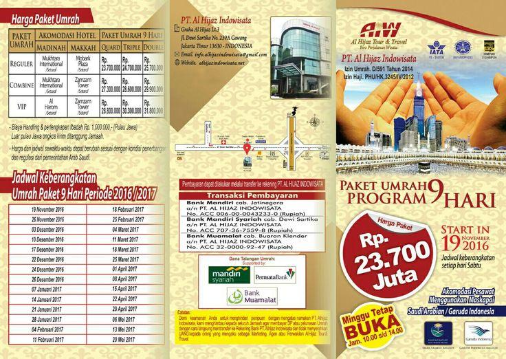 travel alhijaz indowisata 08111-34-1212