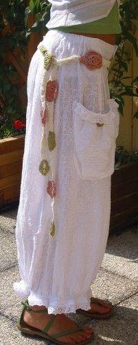 Créations (bijoux, crochet, couture...) Esprit bohème et romantique  ♥
