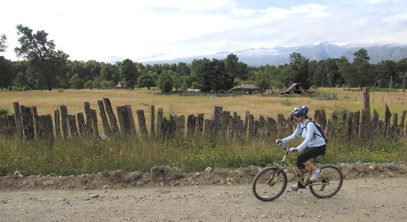 Chile Self-Guided MTB Tour - Patagonian Lakes « Wanderland Educational Travel