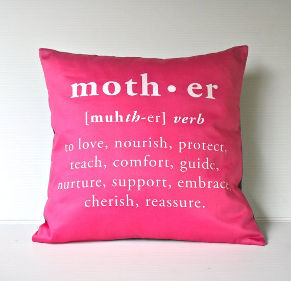 mother...Pillows Covers, Organic Cotton, Mothers Pillows, Cushion Covers, Decorative Pillows, Cushions Covers, Pillow Covers, Mothers Day Gift, Decor Pillows