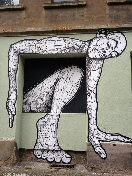 Artist: GAB. City: Leipzig.