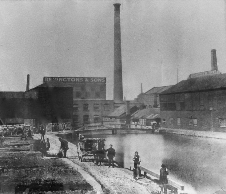Bermondsey Old Tannery, Bermondsey South East London England
