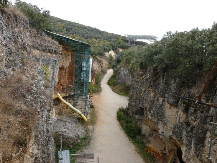 Yacimiento de Atapuerca la Trinchera
