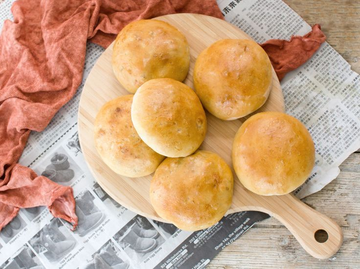 Siopao - Asian Filled Buns