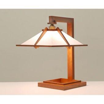 世界的な建築家、フランク・ロイド・ライトが設計した照明器具の正確な復刻シリーズです。米国のフランク・ロイド・ライト財団の全面的な協力のもと、YAMAGIWAが現存する図面、現地調査、厳正な試作検査を経て、ライトの作品を現代に甦らせました。