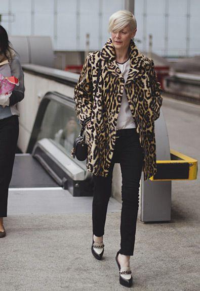Editor Street Style: London Fashion Week Spring 2012 (Forum Buzz