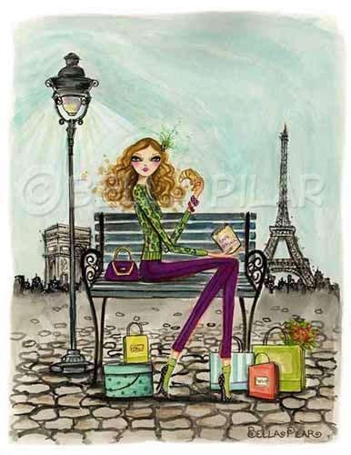 Paris Bella Pilar Studio