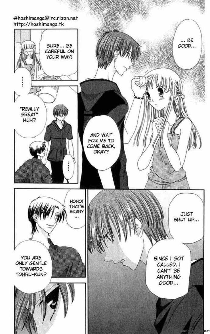 B'awwwwwwww    Fruits Basket 62 - Page 7