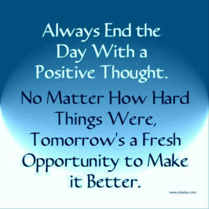 Day To Day Life Quotes: Tomorrow Will Be Better
