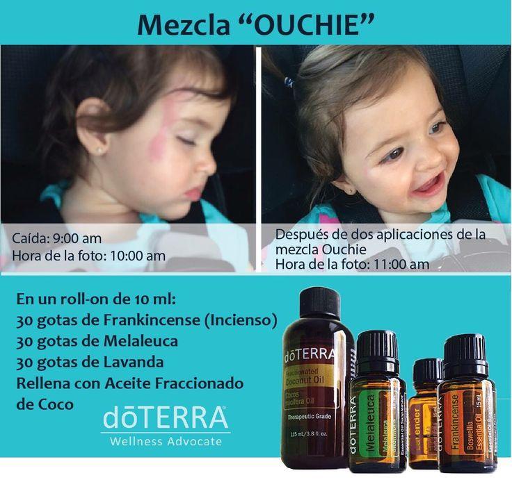 Mezcla OUCHIE !!