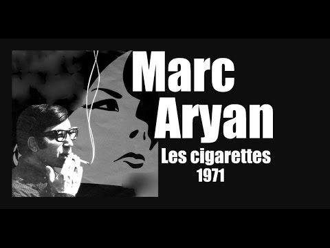 Marc Aryan - Les cigarettes(1971).wmv