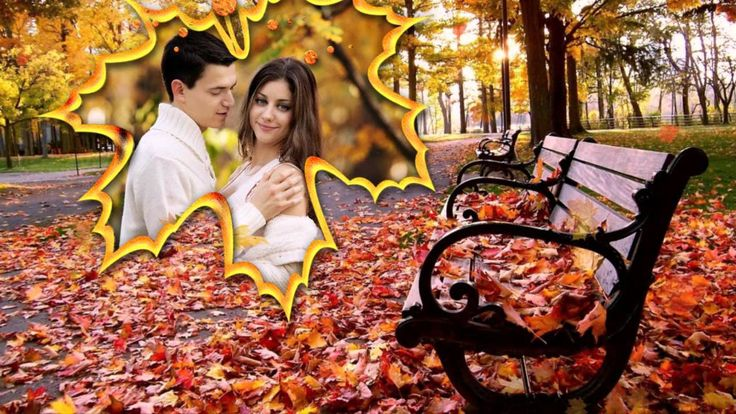 Осенний блюз |Шаблоны для  ФотоШоу PRO