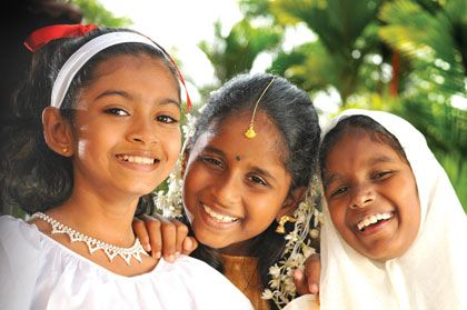 The cultural diversity of Sri Lankan people of various ethnic origins provide a unique opportunity to witness a colourful array of traditions and customs celebrated around the year with avid social and communal harmony.