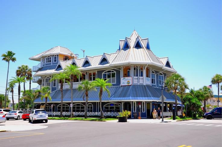 Hurricane Restaurant St Petersburg Beach Fl