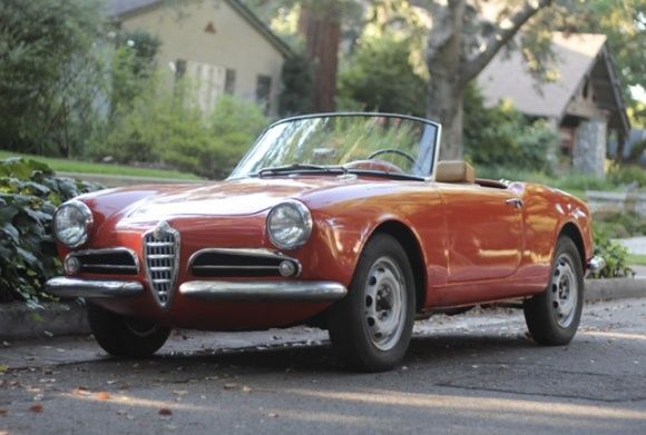 1963 Alfa Romeo Giulietta Spider My First Car Was A 1961 Version I Loved It With All My Heart As Alfa Romeo Giulietta Spider Alfa Romeo Alfa Romeo Giulietta