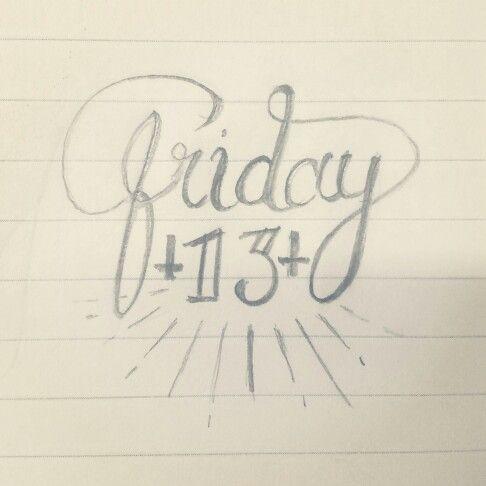 #friday13