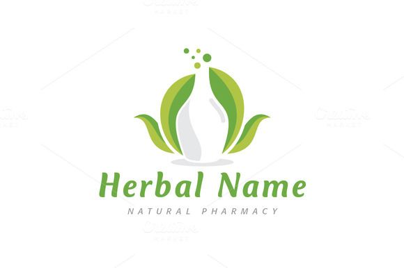 For sale. Only $29 - medical, bottle, leaf, herb, herbal, healing, drink, beverage, plant, liquid, alcohol, wine, green, memorable, natural, creative, modern, potion, flask, organic, elixir, cure, pharmacy, cosmetics, negative space, logo, design, template,