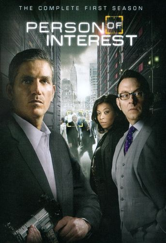 Person of Interest: The Complete First Season [6 Discs] [DVD]