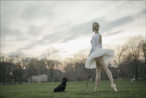 Follow the Ballerina Project on Instagram.  http://instagram.com/ballerinaproject_/ https://www.instagram.com/elinamiettinen/