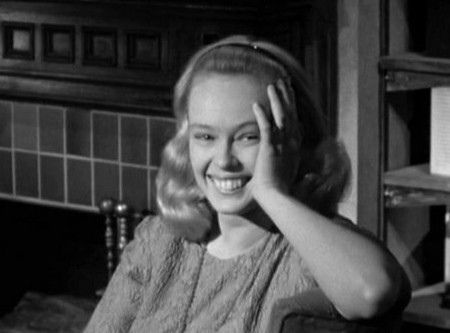 Sandy Dennis in Who's Afraid of Virginia Woolf?