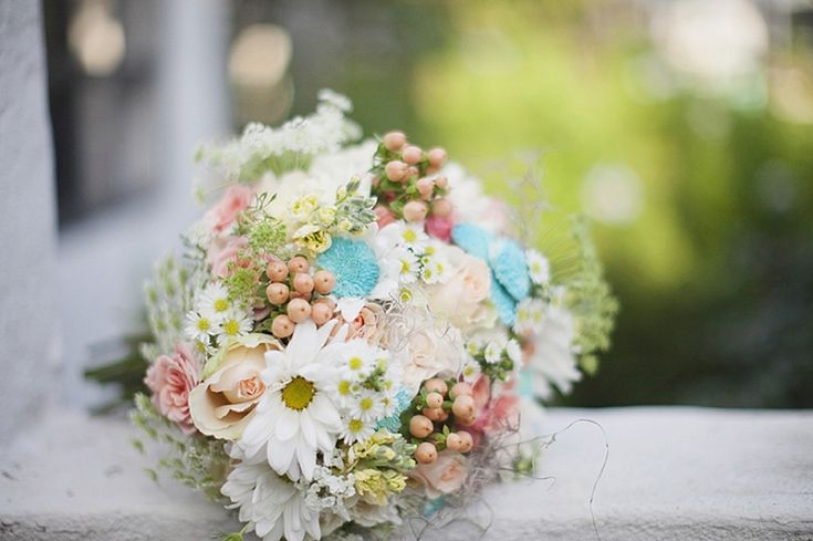 Aqua Wedding Ideas {Vintage}