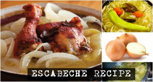 Eat like the locals in Belize.... Follow these simple instructions to make your very own Escabeche. https://hotmamasbelize.wordpress.com/2017/09/01/escabeche-recipe/