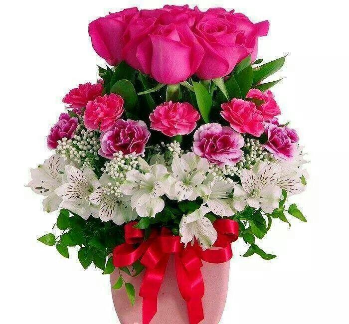 Красивый букетик цветов для вас