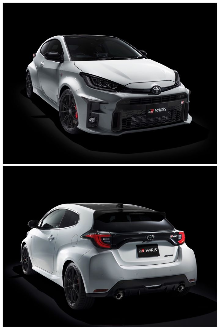 2020 Toyota Gr Yaris A Tiny 268 Hp Ball Of Rally Bred Fury In 2020 Yaris Toyota Hot Hatch