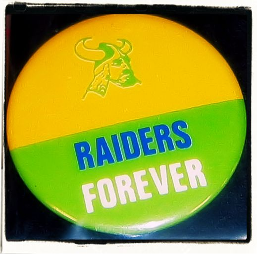 Canberra Raiders forever!