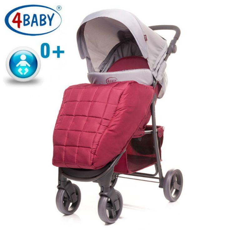 Детская коляска 4 Baby Rapid NEW (Dark Red)  Цена: 2350 UAH  Артикул: bk627  Детская коляска 4 Baby Rapid – современная, легкая, прогулочная коляска для деток с рождения и весом до 15 кг.  Подробнее о товаре на нашем сайте: https://prokids.pro/catalog/kolyaski/progulochnye_kolyaski_trosti/detskaya_kolyaska_4_baby_rapid_new_dark_red/