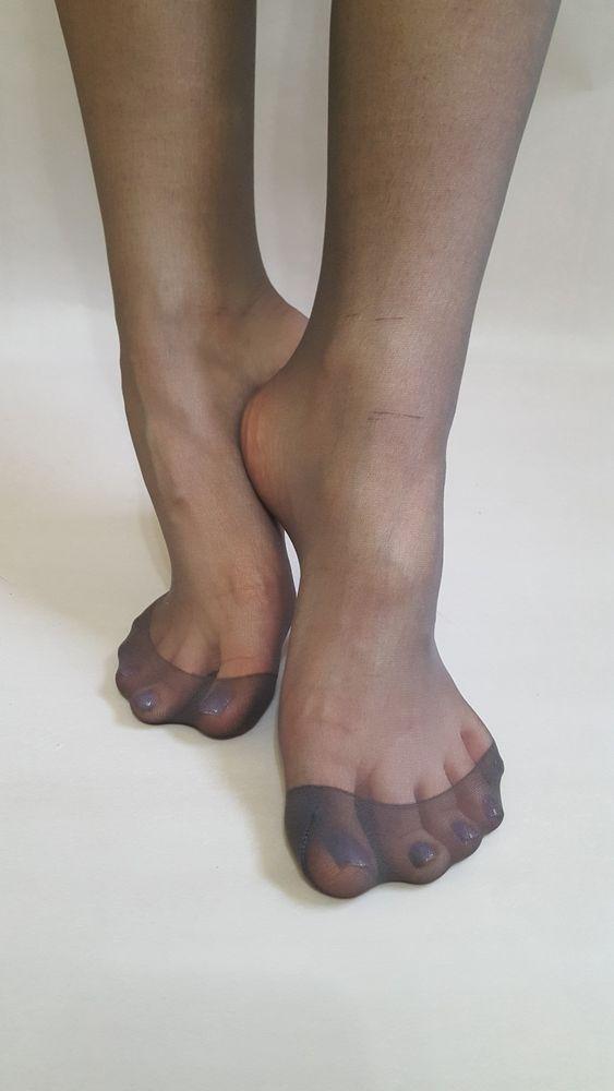 ff952e9f65c91 Pre Owned Used Worn Hosiery Nylon Knee Highs Black Stockings #fashion  #clothing #shoes #accessories #womensclothing #hosierysocks (ebay link)